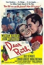 Dear Ruth (1947) afişi