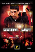 Death List (2006) afişi