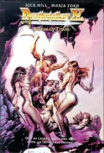 Deathstalker ıv: Match Of Titans (1990) afişi