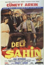 Deli şahin (1976) afişi