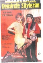 Demirel'e Söylerim (1967) afişi