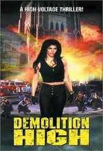 Demolition High (1996) afişi