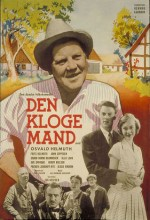 Den Kloge Mand (1956) afişi