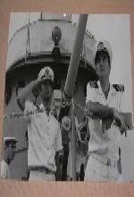 Denizciler Geliyor (1966) afişi