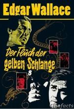Der Fluch Der Gelben Schlange (1963) afişi