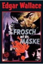 Der Frosch Mit Der Maske (1959) afişi