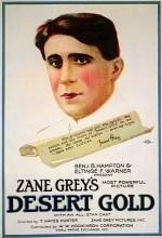 Desert Gold (ı) (1919) afişi