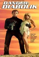 Danger: Diabolik (1968) afişi