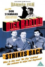 Dick Barton Strikes Back (1949) afişi