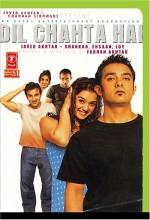 Dil Chahta Hai (2001) afişi