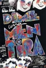 Dime Una Mentira (1993) afişi