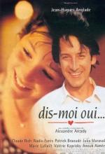 Dis-moi Oui... (1995) afişi