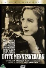 Ditte Menneskebarn (1946) afişi