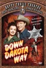 Down Dakota Way (1949) afişi