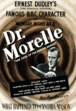 Dr. Morelle: The Case Of The Missing Heiress (1949) afişi
