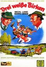 Drei Weiße Birken (1961) afişi