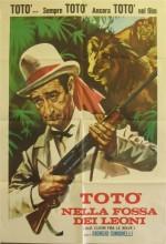 Due Cuori Fra Le Belve (1943) afişi