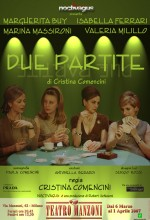 Due Partite (2009) afişi