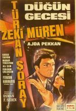 Düğün Gecesi (1966) afişi