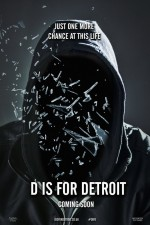 D is for Detroit (2016) afişi