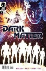Dark Matter (2015) afişi