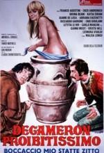 Decameron proibitissimo (Boccaccio mio statte zitto) (1972) afişi