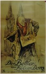 Der Bettler Vom Kölner Dom (1927) afişi
