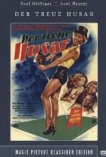 Der treue Husar (1954) afişi