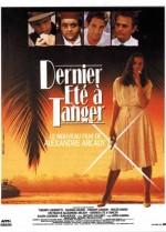 Dernier été à Tanger (1987) afişi