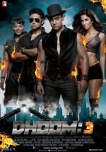Dhoom 3 (2013) afişi