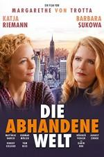 Die abhandene Welt (2015) afişi