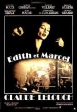 Édith Et Marcel (1983) afişi