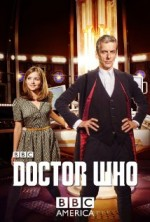 Doctor Who Sezon 8 (2014) afişi