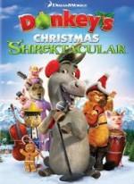 Donkey's Caroling Christmas-tacular (2010) afişi