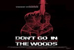 don't Go In The Woods  afişi