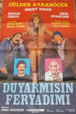 Duyar Mısın Feryadımı (1985) afişi