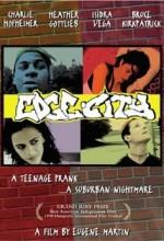 Edge City (1998) afişi