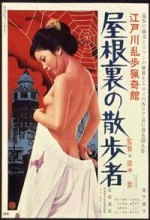 Watcher in the Attic (1976) afişi