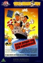 Een Pige Og 39 Sømænd (1965) afişi