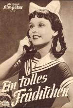 Ein Tolles Früchtchen (1953) afişi