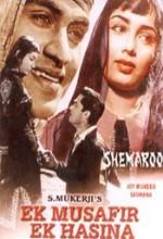 Ek Musafir Ek Hasina (1962) afişi