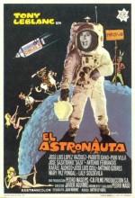 El Astronauta (1970) afişi