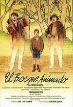 El Bosque Animado (1987) afişi