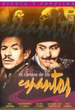El Camino De Los Espantos (1967) afişi