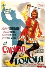 El Capitán De Loyola (1949) afişi