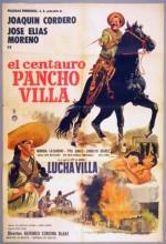 El Centauro Pancho Villa (1967) afişi