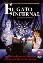 El Gato ınfernal (1990) afişi