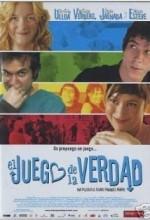 El Juego De La Verdad (2004) afişi