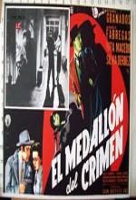 El Medallón Del Crimen (el 13 De Oro) (1956) afişi