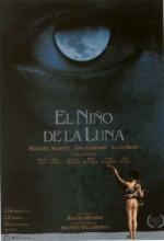 El Niño De La Luna (1989) afişi